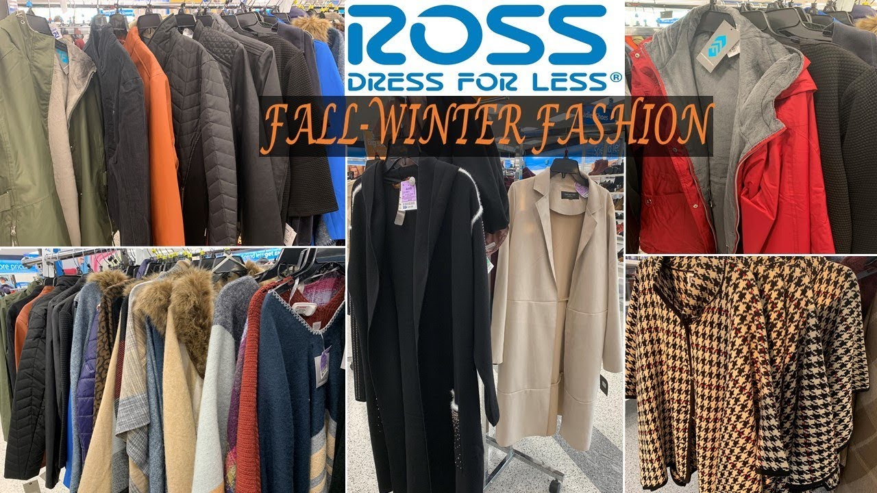 [VIDEO] - ROSS DRESS FOR LESS ~ FALL & WINTER OUTFITS 2019 ~ Shop With Me 2