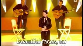 Alizée - La Isla Bonita + lyrics
