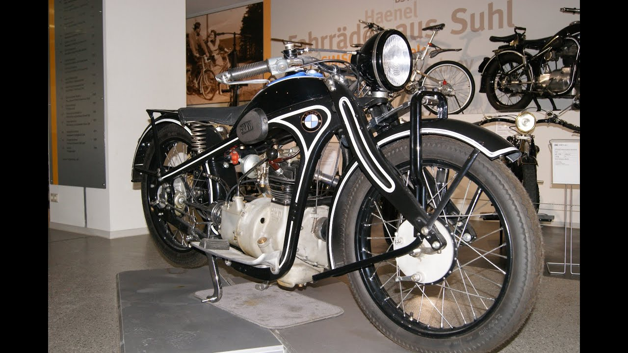 bmw r2 bj 1931 oldtimer motorrad motor classic bike motorcycle youtube. Black Bedroom Furniture Sets. Home Design Ideas