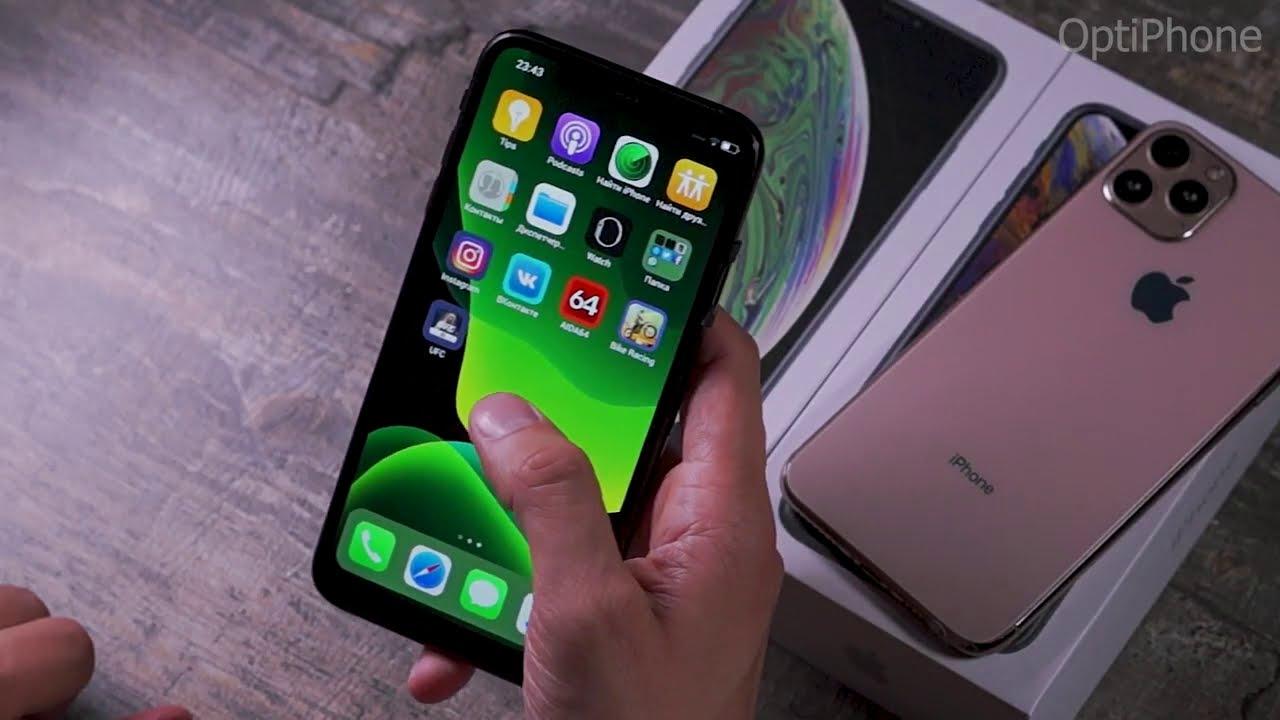 Копия iPhone 11 Pro в Бутурлиновке