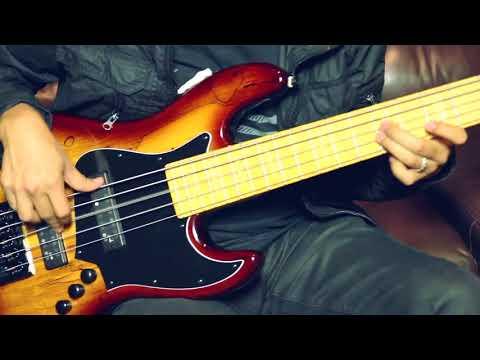 Emmanuel Espinosa - Demostración Bajo ANMIEK JBEA-5LL - ANMIEK Instruments