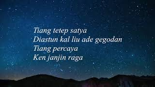 Download lagu HarmoniA ft. Rusmina Dewi - Saling Percaya (Official Video Lirik)