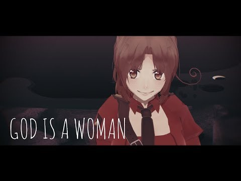 【APヘタリアMMD】God Is A Woman
