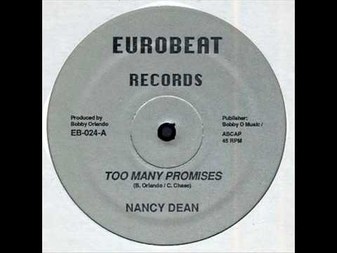 Nancy Dean - Too Many Promises (Other Version)