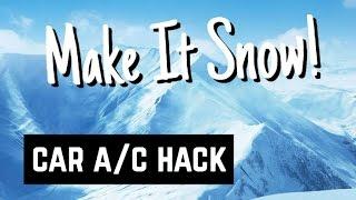Auto A/C Hack - Hoe Maak je AC Koud Kouder Koudst - Bundys Garage