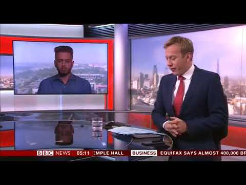 BBC World News September 18, 2017 Show 9/18/17