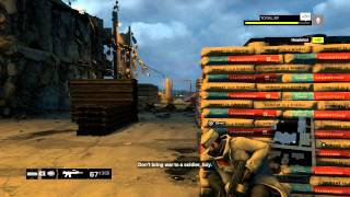 """Watch Dogs - By Any Means Necessary: Take Down Anthony """"Iraq"""" Wade Bossfight (Waves + Enforcer) PS4"""