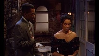 A Different World: 5x10 - Whitley breaks off the engagement