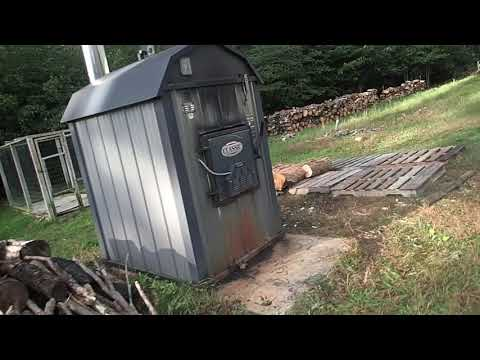 Central Boiler Outdoor Wood Furnace Issue - Diagnose PART 1/3