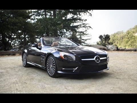 mercedes benz sl400 2016 car review youtube. Black Bedroom Furniture Sets. Home Design Ideas