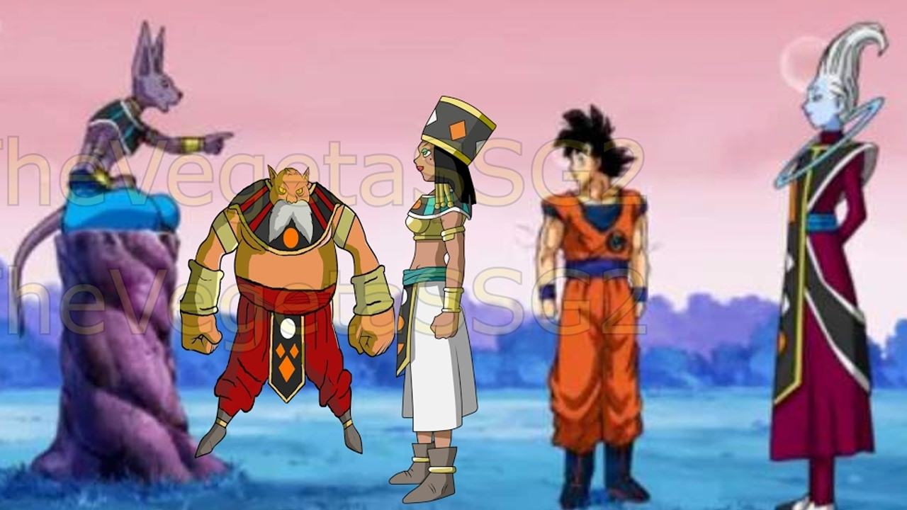 Universe 2 God Of Destruction Heles Universe 11 Fighter Toppo Dragon Ball Super 80 After