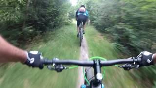 Mountainbikeroute Diever-Hoogersmilde