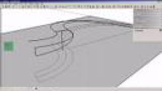 Video Sketchup - Rampa curva (parte 1/2) download MP3, 3GP, MP4, WEBM, AVI, FLV Desember 2017