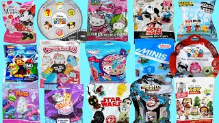 Blind Bags Opening Toy Surprises Trolls Disney TSUM Mickey Minnie Mouse Paw PATROL Moj Moj