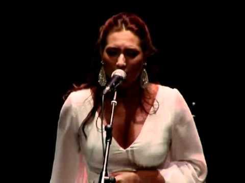 Marina Heredia con José quevedo El Bolita   Flamenco y Poesía