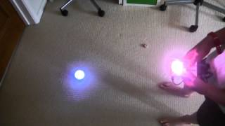 Astro-Pi controlling Sphero II