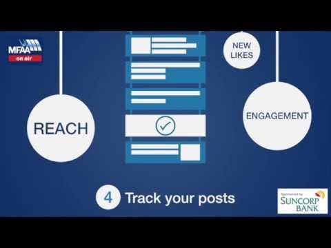 Running a winning Facebook marketing strategy