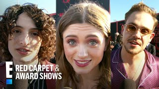 """""""Stranger Things"""" Cast Warn Fans Not to Watch Season 3 Alone 
