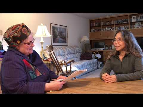 My Ngoc Thi Thach Practices for her U.S. Citizenship Interview