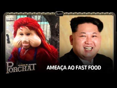 Kim Jong Un Ameaça Atacar Fast Food Dos EUA E Causar Maior Dor E Sofrimento Da História