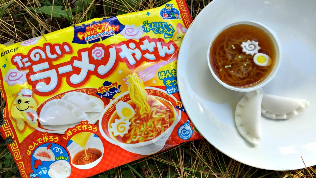Popin' Cookin' Ramen Yasan 2 - Whatcha Eating? #198 - YouTube