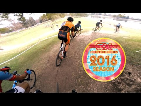 CX Race: 2016 SoCalCross #10 UCI CXLA Weekend in Los Angeles