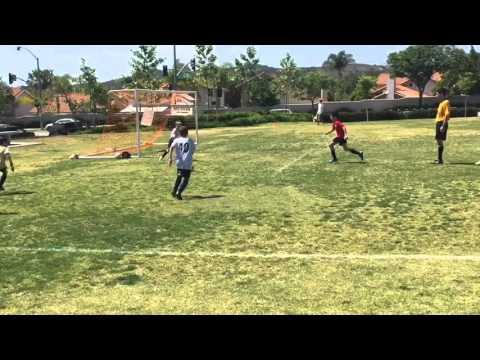 Aden Chen soccer