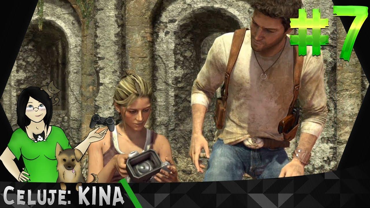 Kobieta za kierownicą! #7 – Uncharted: Drake's Fortune