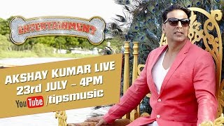Watch Akshay Kumar Entertain You | Entertainment
