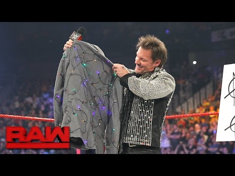 Thumbnail: An apologetic Dean Ambrose gives Chris Jericho a new jacket: Raw, April 24, 2017