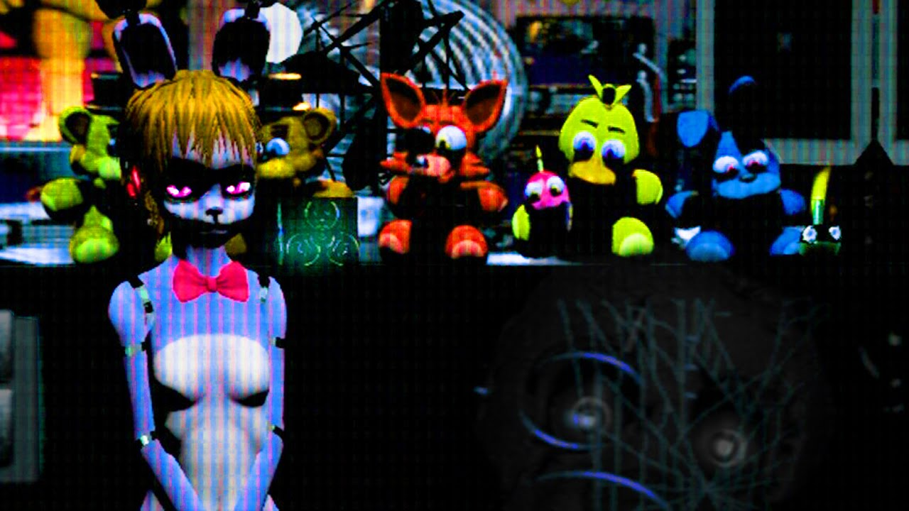 Five nights at freddy s second life furry ver youtube