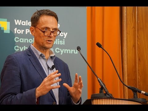 Future of Work in Wales - Matthew Taylor's address