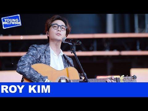 Roy Kim Teaches Korean & Wants A K-Pop Collab With John Mayer!