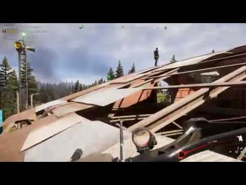 FAR CRY 5 - Stealth Outpost Creative Liberation Undetected