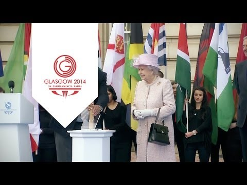 A message from Her Majesty The Queen - Commonwealth Day | Behind The Games