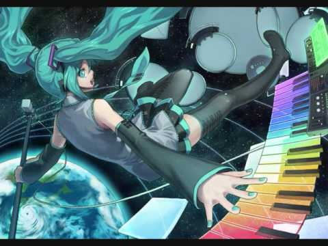 Miku Hatsune - Strobo Nights (Off Vocal) Romaji lyrics!