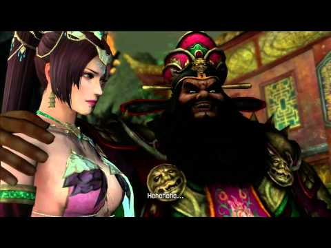 Dynasty Warriors 8 Xtreme Legends - Lu Bu not satisfied with Dong Zhuo