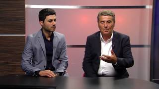 Horizon Live with Papin Poghosian, Suren Avoyan and Louise Gill 09 20 16