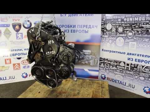 Тестированный бу двигатель 1.9 TDI AFN Volkswagen Sharan, Passat Ford Galaxy VW из Германии HD