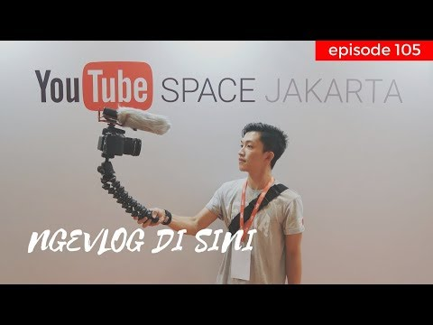 SPECIAL!! YouTube Space Jakarta 2017