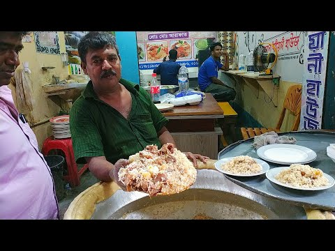 New Kamal Biryani - Best Biryani In The City Of Dhaka - Roadside Famous Biryani Shop