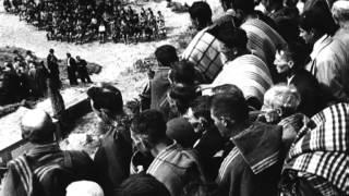 Inauguración del Monumento al pastor (Ameyugo, Burgos) 30sep61