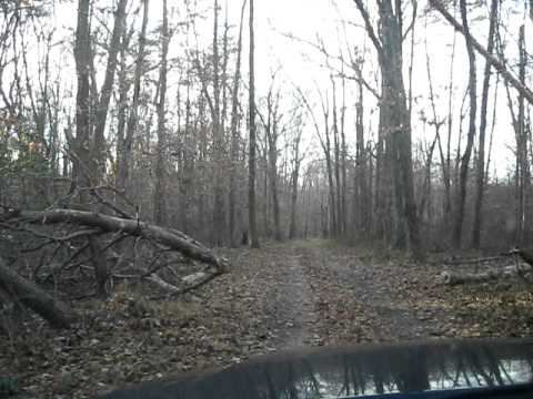 Patuxent Wildlife Refuge off road