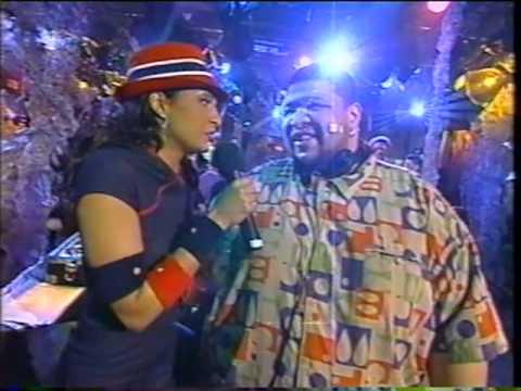 Boo Williams on Electric Circus