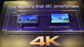 Sony Xperia Z5 Premium Dual Review Videos