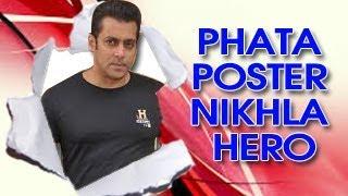 Salman Khan's CAMEO in Phata Poster Nikhla Hero