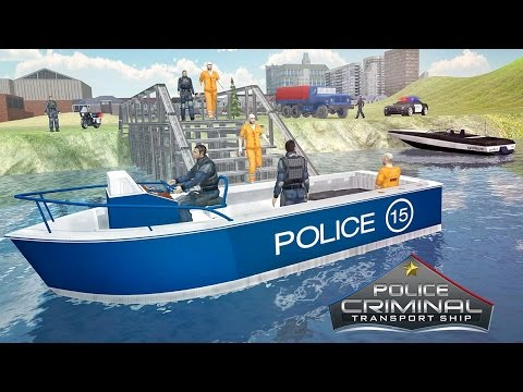 Police Criminal Transport Ship (by Fazbro) Android Gameplay [HD]