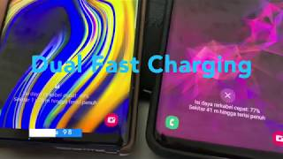 Fast Dual Wireless Charger CHOETECH 5 Coils Fast Wireless Charging Pad