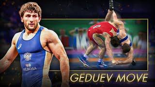 Geduev move  | WRESTLING