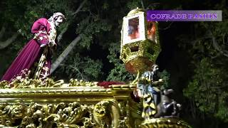 Jesús Cautivo Medinaceli (Algeciras) por Ancha, Pl. Mina y San Agustín (Via Crucis Diocesano 2018)